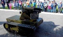 День 79-й мотострелковой бригады Балтийского Флота