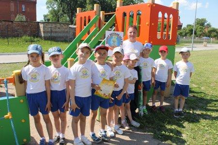XIII муниципальный спортивный фестиваль среди детей дошкольного возраста