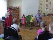 День рождения А.С. Пушкина в детском саду