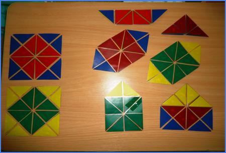 Весёлая математика: развивающие игры В.В.Воскобовича