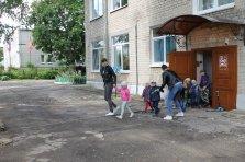 Плановая тренировка по эвакуации детей и сотрудников в случае возникновения пожара